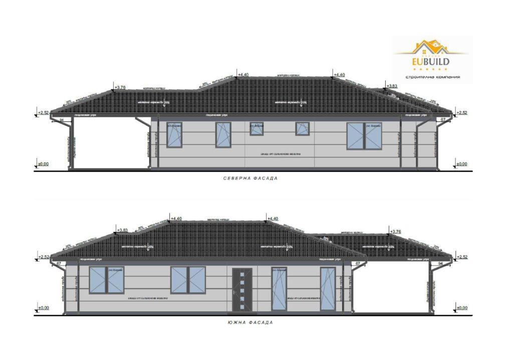 проект къща 9