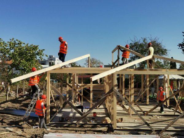 строителна дейност